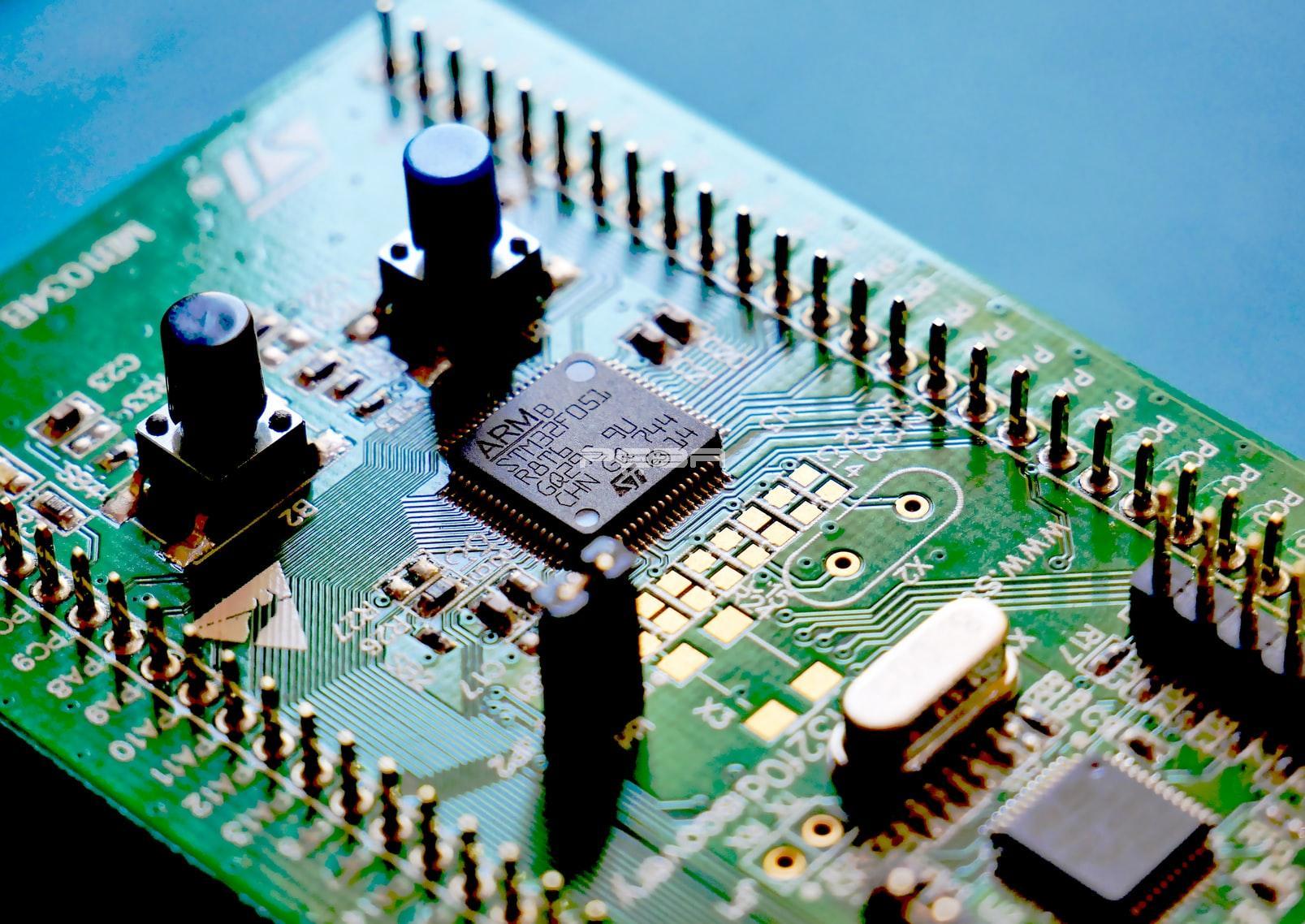 PCB表面贴装技术