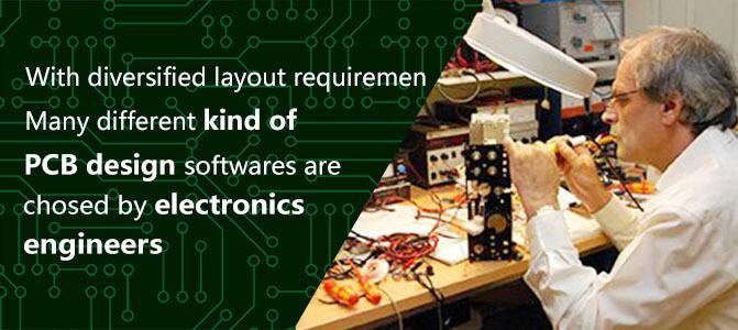 电子工程师常用的9大免费PCB设计软件
