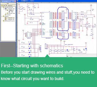 如何创建电路板和选择PCB设计软件