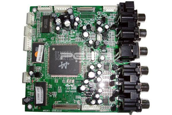 TV main board PCB